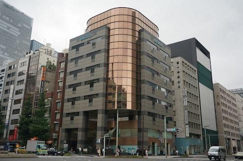スターツピタットハウス株式会社 東京都 中央区 店舗外観