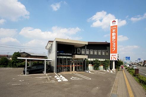トウショウレックス株式会社 群馬県 高崎市 店舗外観