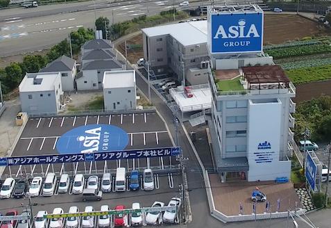 株式会社アジア住宅販売 埼玉県 川越市 外観上空