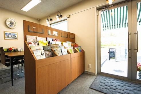 ミツバハウジング 株式会社 神奈川県 横浜市戸塚区 店内の様子