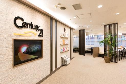 株式会社 ジェイワンホームズ 神奈川県 横浜市西区 店内の様子