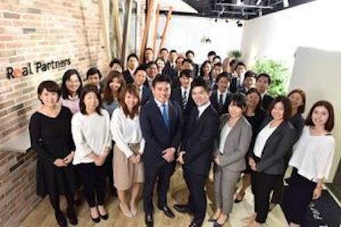 リアルパートナーズ 株式会社 神奈川県 横浜市中区 スタッフ一同