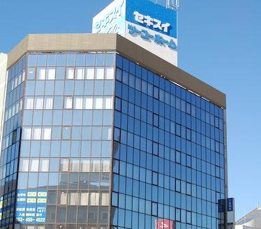 静岡セキスイハイム不動産株式会社 静岡県 浜松市中区 店舗外観