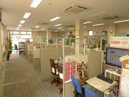 桂不動産株式会社 荒川沖支店 茨城県 つくば市 店内写真