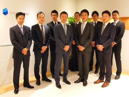 SREホールディングス株式会社 東京都 港区 エージェント