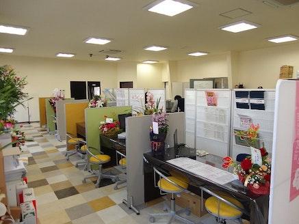 有限会社朝日住宅 島根県 松江市 店内カウンター