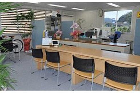 あすか地所株式会社 山口県 下松市 店内の様子