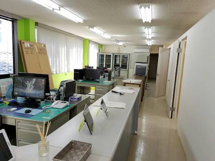 住まいる企画株式会社 徳島県 徳島市 店内の様子