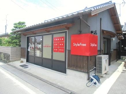 株式会社スタイルフリー 香川県 高松市 店内