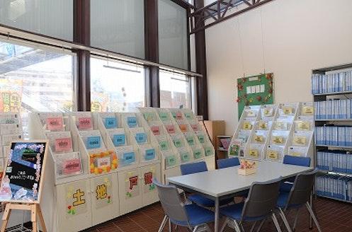 株式会社リビング椿 愛媛県 松山市 店内の様子