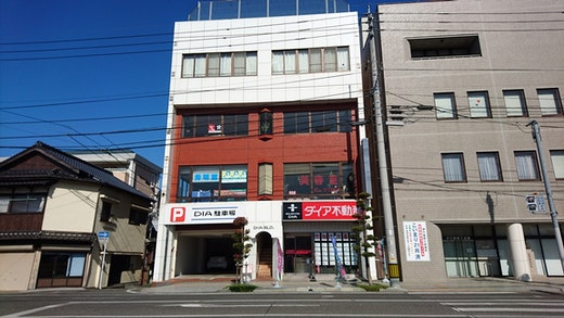 ダイア不動産株式会社 佐賀県 伊万里市 店舗外観①