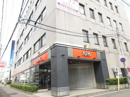 アパ株式会社 石川県 金沢市 店舗入口