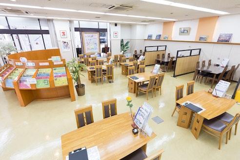 朝日土地建物株式会社 東京都 町田市 店内の様子