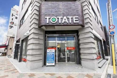 トータテ住宅販売株式会社 広島県 広島市中区 店舗外観