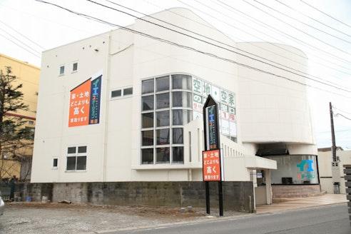 くらしあ株式会社 千葉県 旭市 店舗外観